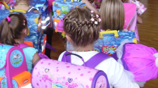 Safe Backpacks for Children