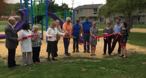 Blandford Park Elmira - Ribbon Cutting
