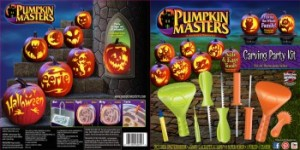 Pumpkin Carving Kit from PumpkinMasters.com